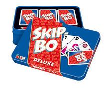 Mattel L3671 - Skip-bo Deluxe Kartenspiel