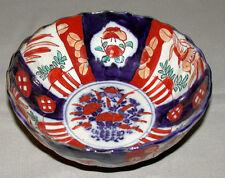 Original 19th Century Chinese Imari Medium Size Bowl