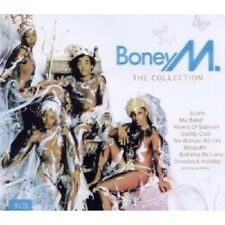 "BONEY M. ""THE COLLECTION"" 3 CD NEW!"
