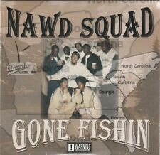 Rare NAWD Squad - Gone Fishin (2002) Factory Sealed 5 Track EP Single NS19742