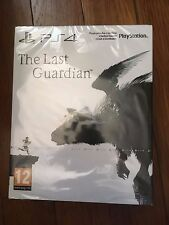 The Last Guardian SteelBook Edition ( Sony PlayStation 4 017) Brand new