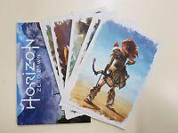 Official Horizon Zero Dawn Art Cards Set - New - Fast Dispatch