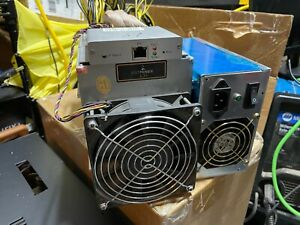 Bitmain Antminer L3+ USA SELLER 504 mh/s Dogecoin / Litecoin LTC with PSU HiveOS