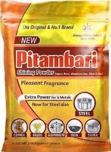 Pitambari Shining powder for Copper, Brass, Aluminium, Iron & Silver - 100gm