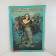 Mermaid Tales From Around The World Mary Pope Osborne Scholastic USA paperback