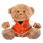Cleveland Browns 10 Inch Jersey Soft Toddler Teddy Bear Plush Toy - Junior Kids