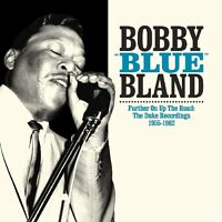 BOBBY BLUE BLAND - FURTHER UP ON THE ROAD DOPPEL-CD NEU