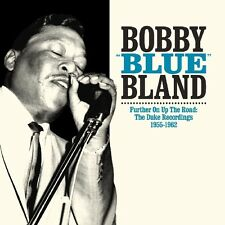 Bobby Blue Bland-further up on THE ROAD DOPPIO CD NUOVO