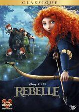 DVD *** REBELLE ***  Disney N°104 ( neuf sous blister )