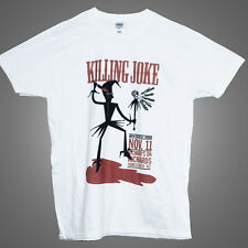 KILLING JOKE T shirt Goth Industrial Rock Metal Bauhaus NIN Cult Graphic Tee
