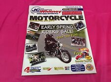 JC WHITNEY MAY 2000 MOTORCYCLE SPRING CATALOG 99 PAGES OF ACCESSORIES (Y283)