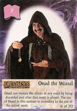 Spellfire - Artifacts Chase #06 - ARc/06 - Onad the Weasel - D&D