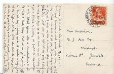 Genealogy Postcard - Family History - Anderson - Gourock - Scotland  BH4873