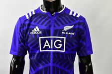 2016-17 adidas Mens All Blacks Away Rugby Union Jersey SIZE M (adults)