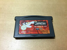 Used - Game Juego SAMURAI JACK for NINTENDO Game Boy Advance - Funciona