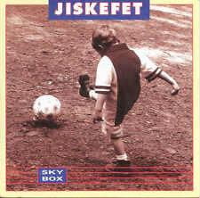 JISKEFET - Mijn club 2TR CDS 1997 / AJAX
