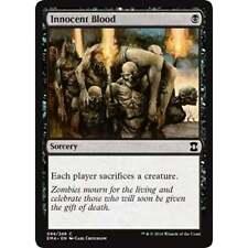 2x MTG Innocent Blood NM - Eternal Masters