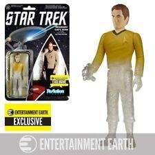 Star Trek Original Series KIRK ReAction 3 3/4-Inch Retro Action  EE Exclusive