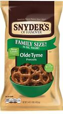 Snyder's Of Hanover Family Size Sourdough Hard Pretzels