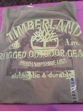 Timberland Mens Logo Graphic T-Shirt 100% Cotton XXL NWT