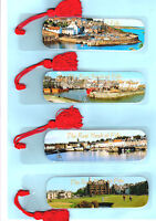 Book mark East Neuk of Fife Photo Card Scottish Harbour Firth of Forth Scotland