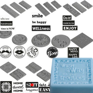 Motifs for Soap Casting - Choose from a Selection of Designs