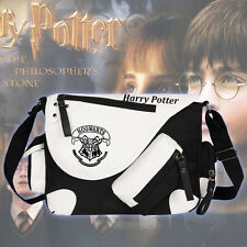 2017 New Harry Potter Black Hogwarts School Bag Backpack Rucksack Shoulder Bag
