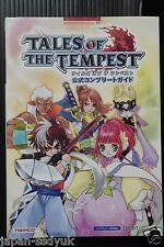 JAPAN Tales of the Tempest: Official Complete Guide