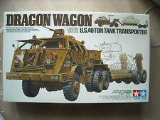 TAMIYA 1/35 DRAGON WAGON