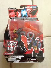 Takara Tomy Transformers Animated Deluxe Class Snarl Brand New