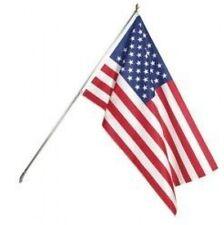 American Flag Kit - Bracket/Pole 3' x 5' Ships Free