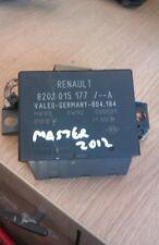 2012 Renault Master 8210015177