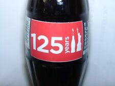 125 Years Statue of Liberty & Coca-Cola Coke Bottle