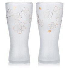 Sakura Premium Japanese Beer Glasses