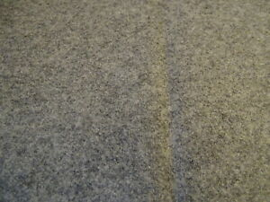 Grey Wool material Superb quality Pure Wool piece 1.8m x 0.80m (ref W5)