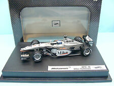 CF16/041 HOT WHEELS / F1 Mc LAREN MERCEDES MP4.16 2001 M. HAKKINEN 1/43
