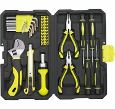 New Challenge Xtreme 40 Piece Stubby Tool Kit Included Carry case