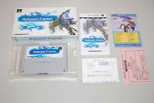Bahamut Lagoon japan Super Nintendo Famicom snes