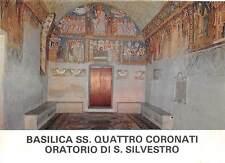 Italy Roma Basilica SS. Quattro Coronati Oratorio di S. Silvestro