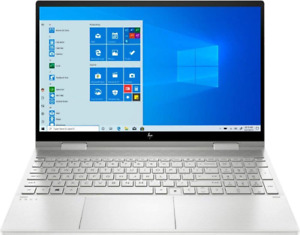 """HP - Envy X360 2-In-1 15.6"""" Touch-Screen Laptop - Intel Core I7 - 12GB Memory -"""