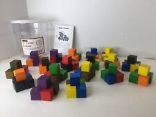Lakeshore Learning 1in Color Cubes 90 Cubes In 8 Colors Math Educational Toy