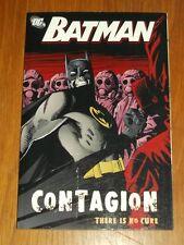 Batman: Contagion by DC Comics (Paperback, 2003) Scarce < 9781563892936