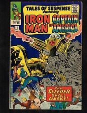 Tales of Suspense #72 ~Iron Man & Captain America / Sleeper (4.5) WH