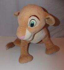 Disney Lion King Nala  Plush Stuffed Animal Large Hasbro 2002