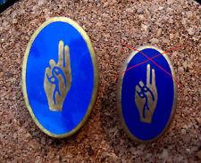 BROWNIE Girl Scouts Guides PIN Intern'l Australia Bertram Bros CHRISTMAS GIFT