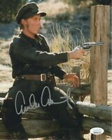 Emilio Estevez Autograph 8x10 Photo Young Guns Signed JSA COA 3
