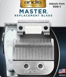 Andis Master ML Clippers #22 Clipper Blade Top & Bottom Set #01556