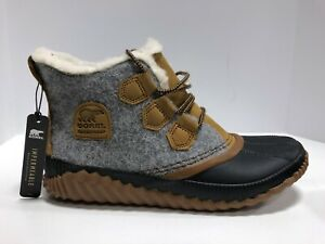 Sorel Out N About Plus Womens Waterproof Boot Size 9M