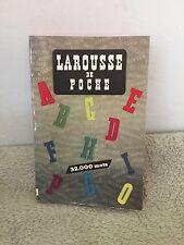 Larousse De Poche (1954) PB