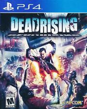 Dead Rising HD Remastered PS4 Game BRAND NEW SEALED